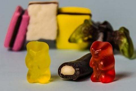 Foods that kill testosterone, licorice candy