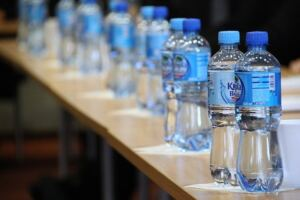 How to Increase Testosterone Naturally, a dozen of mineral water bottles