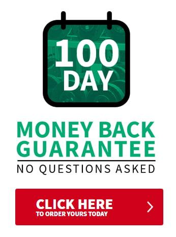 TestoGen Review, 100 day money back guarantee offer