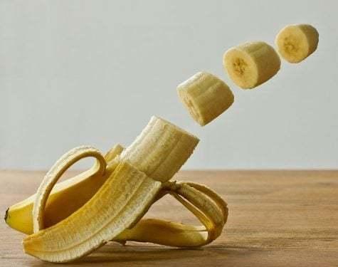 Do bananas kill testosterone, sliced banana