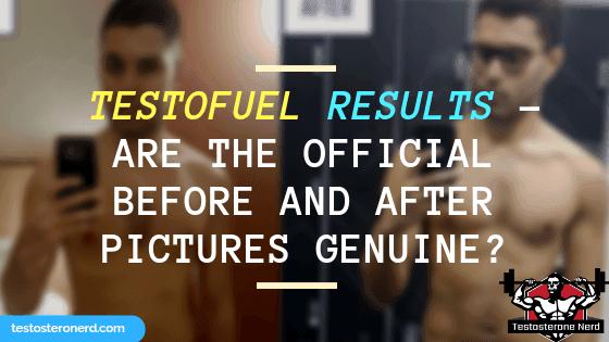 TestoFuel side effects