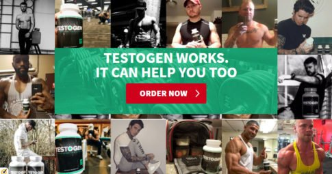TestoGen review, TestoGen works banner