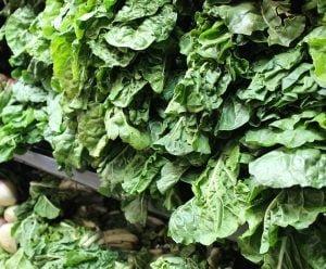 TestoGen vs TestoFuel, green leafy vegetables as a source of Vitamin K