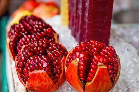 Testosterone vs Free Testosterone, pomegranates