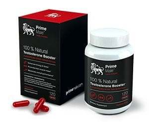 The best testosterone booster for men, Prime Male