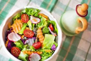 Treat low testosterone naturally, salad and dressing
