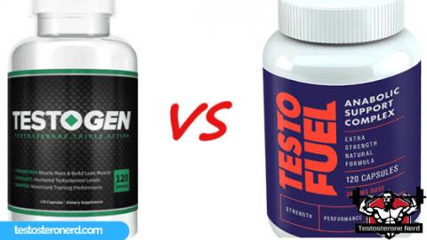 Where can I buy TestoFuel, TestoGen vs TestoFuel comparison