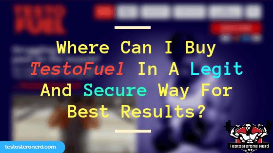 Where can I buy TestoFuel