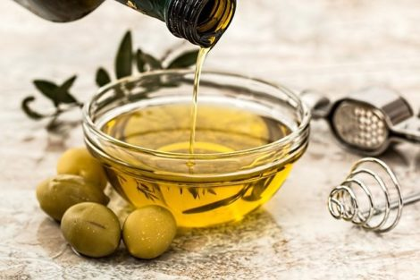Will a testosterone booster help build muscle, olive oil