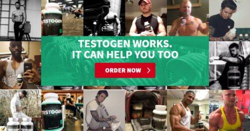 Can deadlifts increase testosterone, TestoGen offer